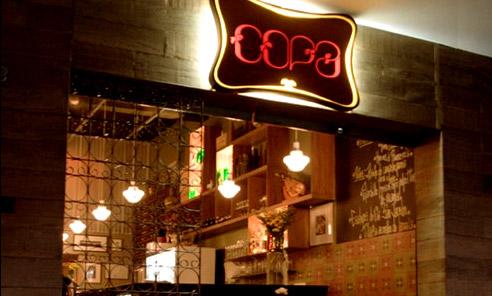 Restaurante Copa